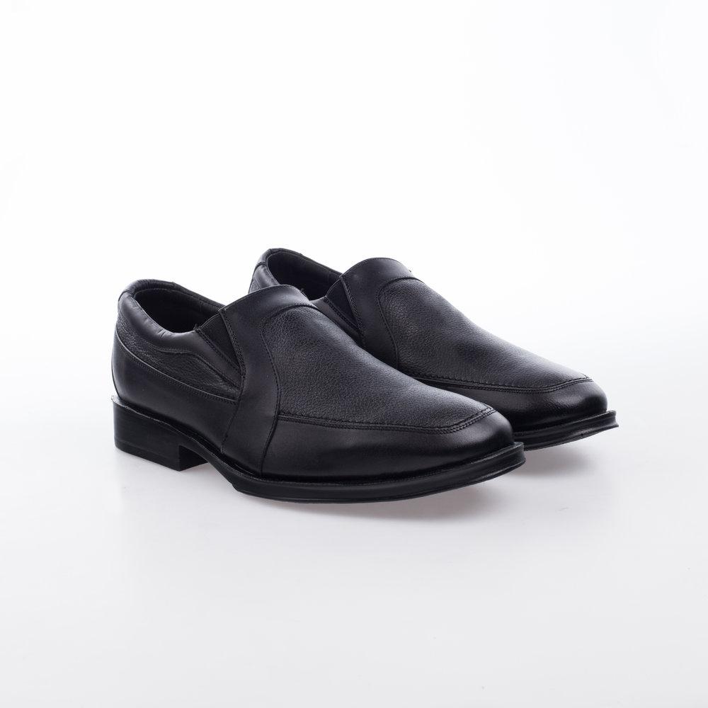 1706 Negro  $999 MX  Zapato Mocasín, Alto Confort, doble plantilla anatómica.