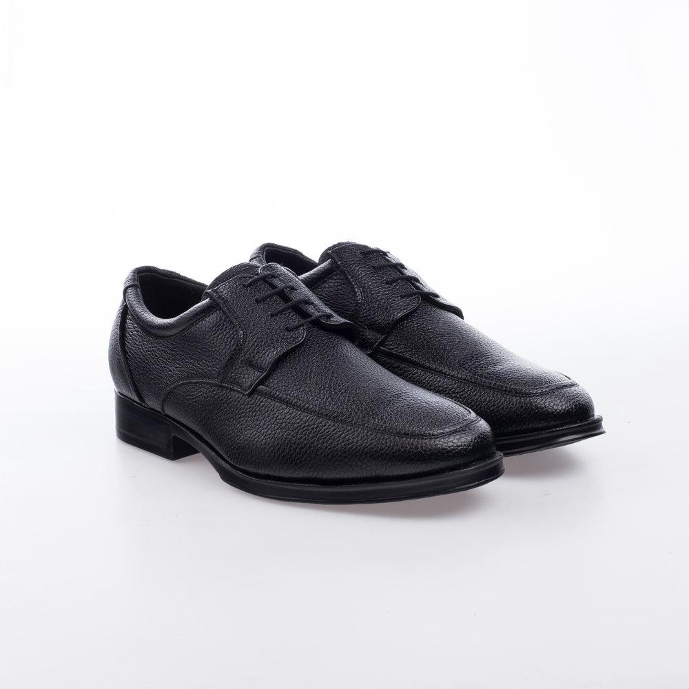 1717 Negro  $1,199 MX  Zapato Derby, Alto Confort, doble plantilla anatómica.