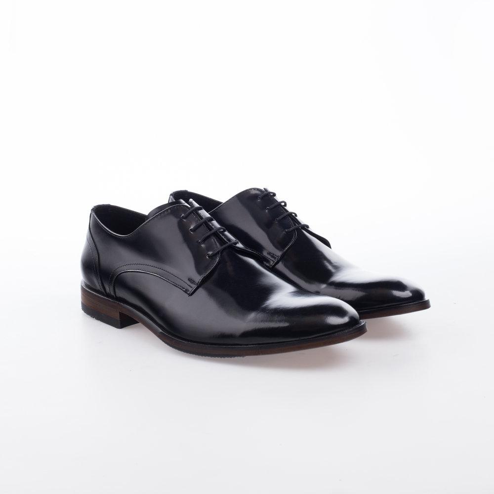 8211 Negro $1,299 MX Zapato Ingles Liso.