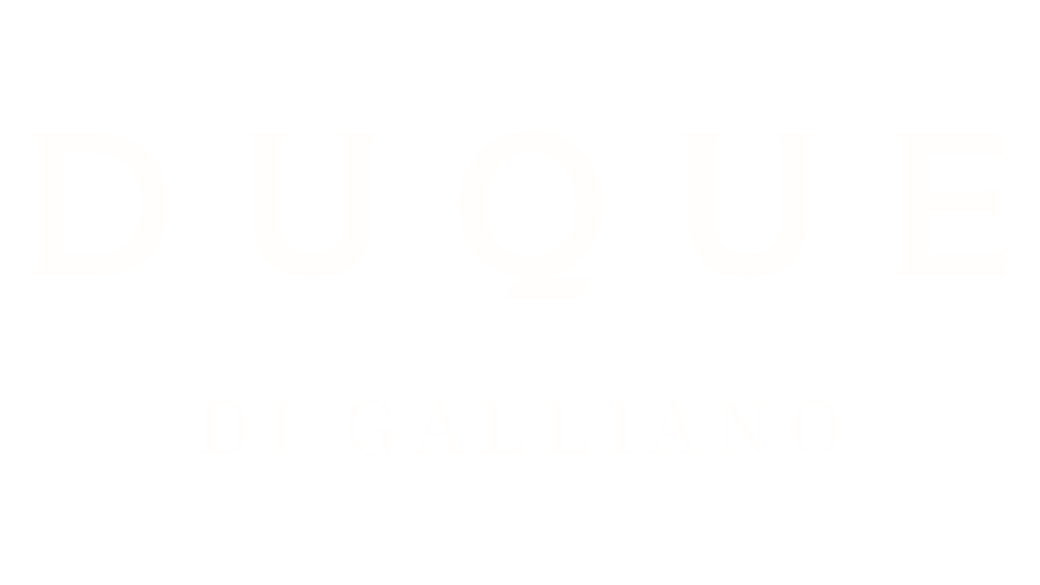 Duque Di Galliano