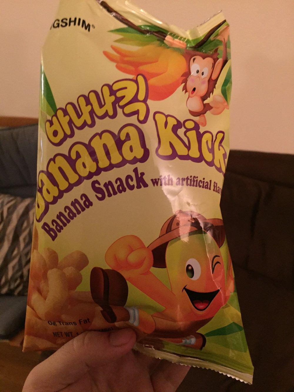"""""""Indiana Banana"""""""