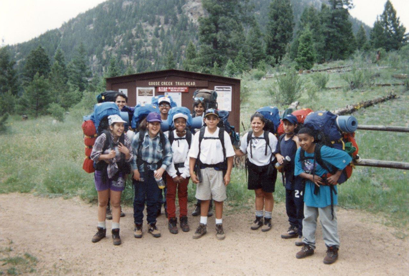 Dreamers Go Hiking