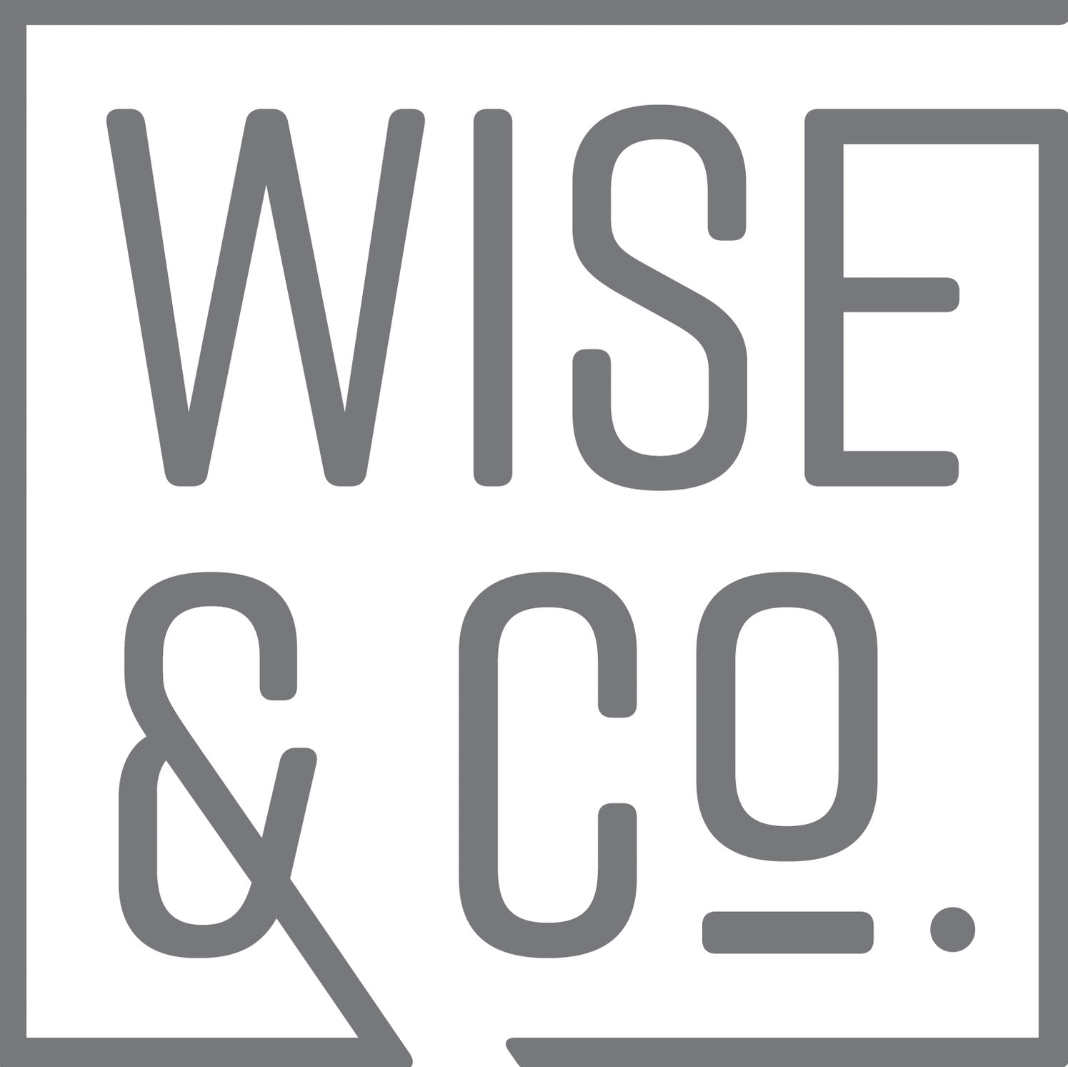 Wise and Company