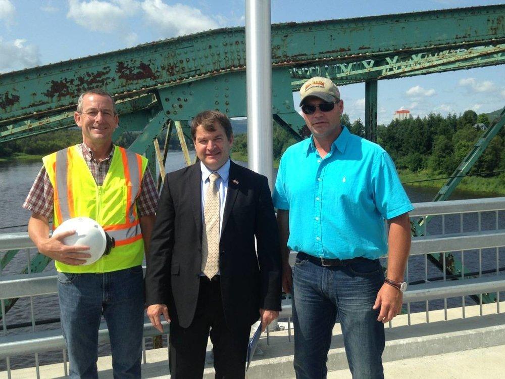 Fort Kent International Bridge Project