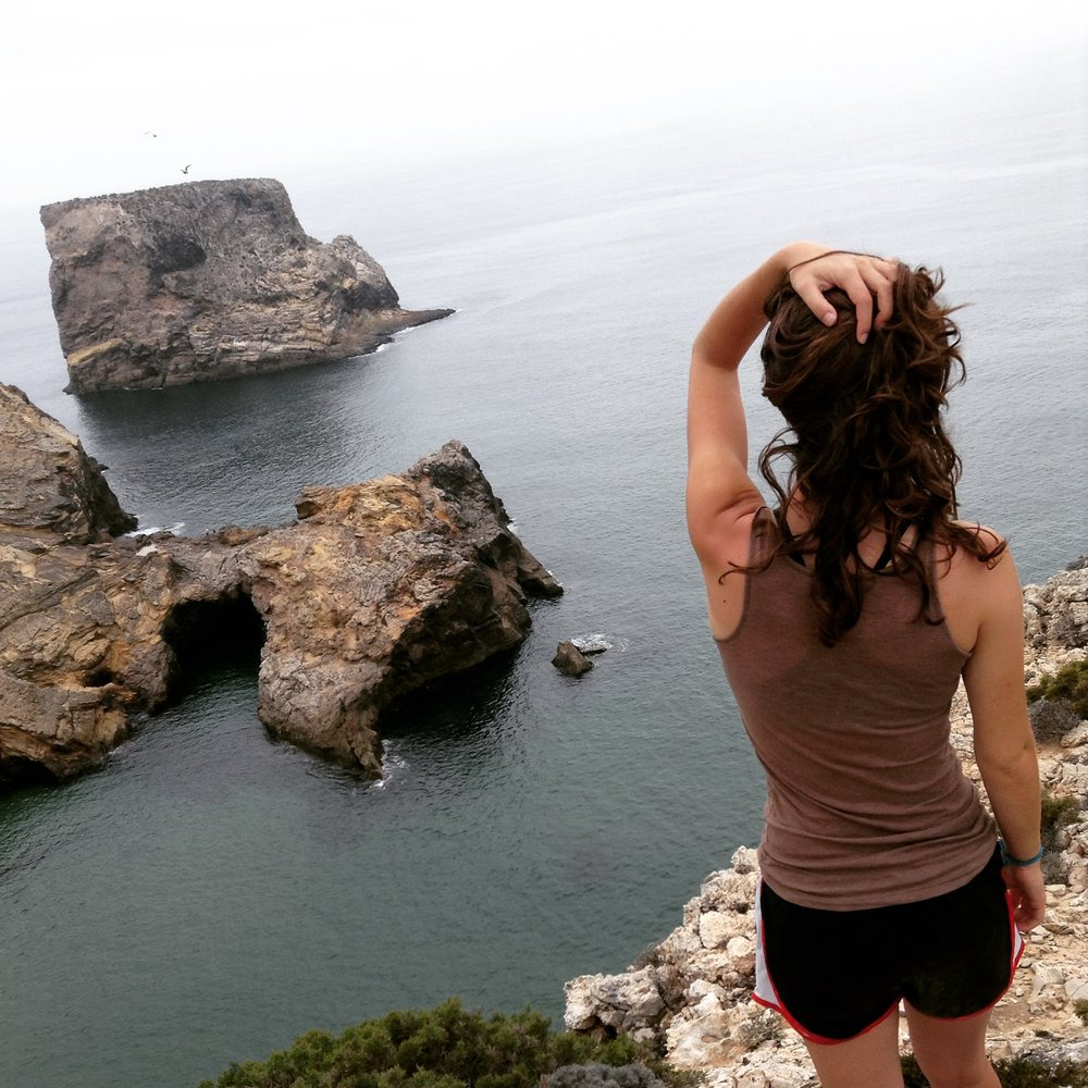 Cliffs of Sagres