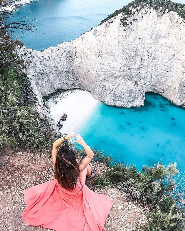 Amazing view from @miss_g_i - Finally arrived at the Shipwreck Beach.  Woke up at 5 am to shoot this pic. ❤️🧡💛💕💜💙 🌍 • • • AmazingTravelBeauty✦ ✪ A M A Z I N G T R A V E L B E A U T Y - BY @miss_g_i ✪ #ATB_miss_g_i ✪ Selected by @michaeldockhamphoto ✦ C O N G R A T U L A T I O N S 🏆 ✦ Date: 6.7.18 ✦  Tag your best shots to ☛ #AmazingTravelBeauty ✦ ☛ Stop by the artist's feed for more wonderful pics. ֹ✦ Enjoy more beautiful photos by visiting our friends's pages. ☛ @michaeldockhamphoto ☛ @tangotraci ☛ @travel.birdy_global ☛ @flyfreewildbyrd ☛ @abbyventure ☛ @geek_grl ☛ @beyondphotography_with_ash ☛ @betsyarmour ☛ @socialmediamax  meet our whole team at: https://www.amazingtravelbeauty.com/about/ . . . . .... #greece #traveldreams  #americanstyle #travels #travelgirls #globetrotter  #fitnessaddict #wanderlust #wheretofindme #travelgram #mytravelgram #beautifulplaces  #beautifulmatters  #wearetravelgirls  #blondesandcookies #instago #travelholic #beachlife #dametraveler #travelphotography  #beautifuldestinations #travelers #travelgirlsgo #doyoutravel #prettylittleiiinspo #instamoments #girlslovetotravel #lovetotravel @americanstyle @tourfervor @nakedplanet @vacations @awesomtravel @girlslovetravel  @prettylittlething @beautifuldestinations @body_fitness_fashion