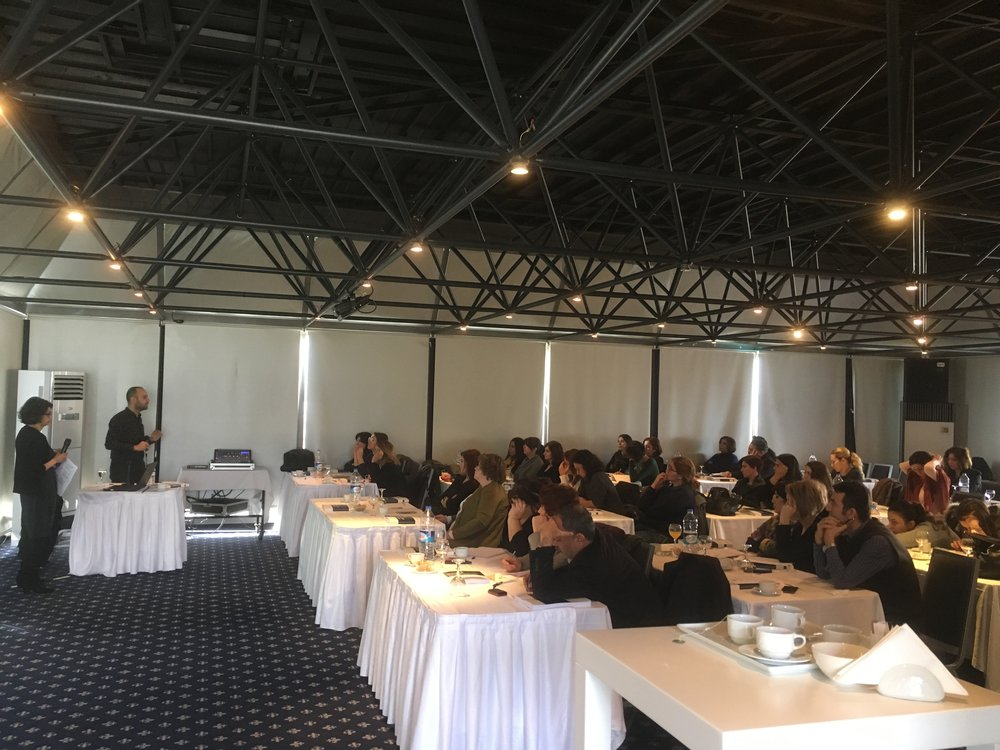 Training lawyers in Izmir