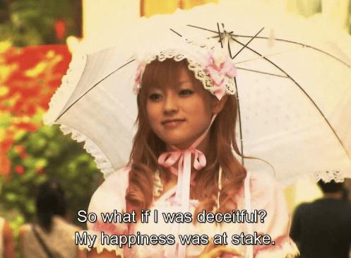 Momoko: a rainha das lolitas