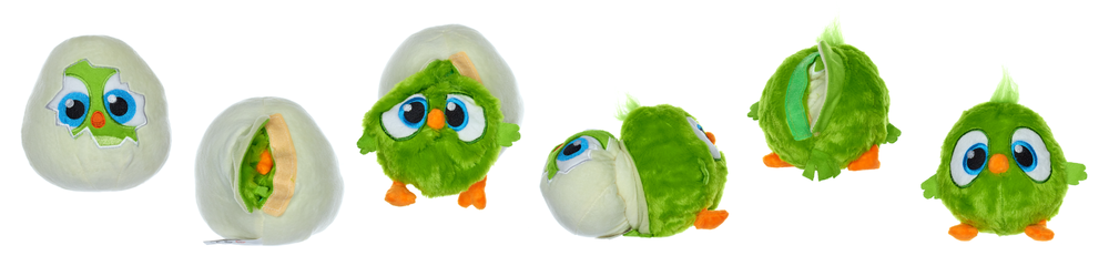 Hatchlings Reversibles Toys