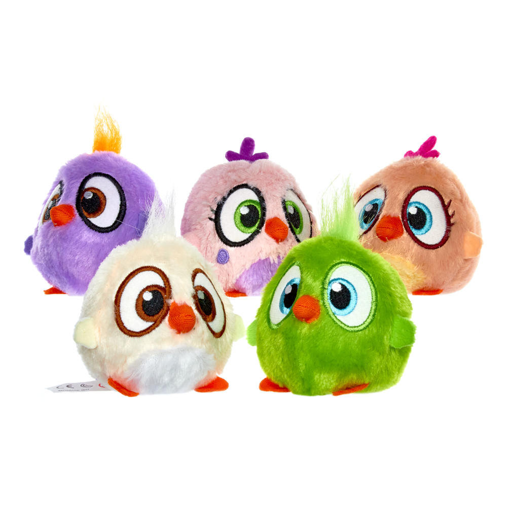 Angry Birds Hatchlings Maad Toys
