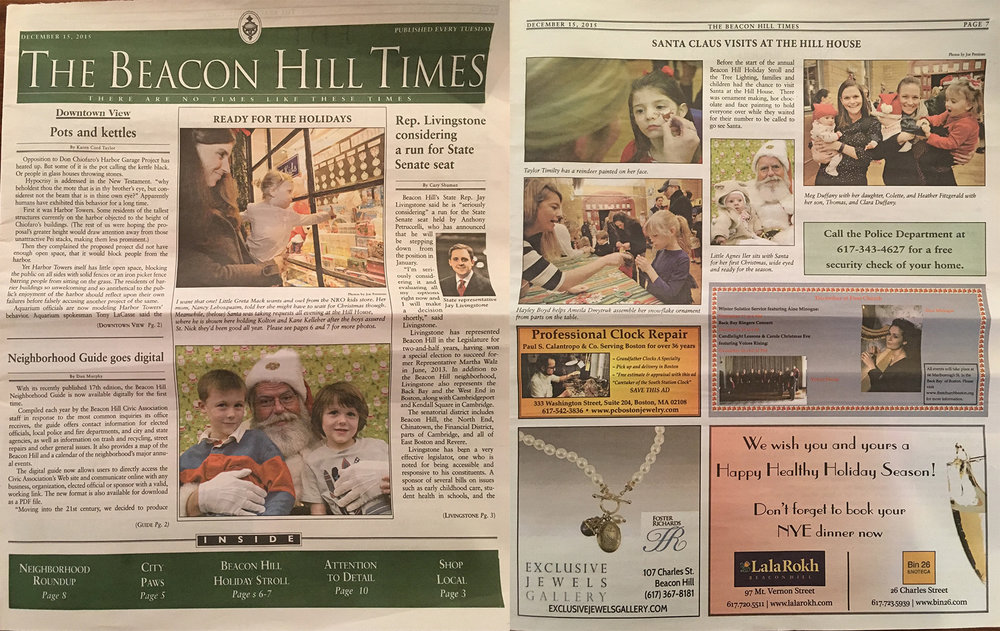 The Beacon Hill Times