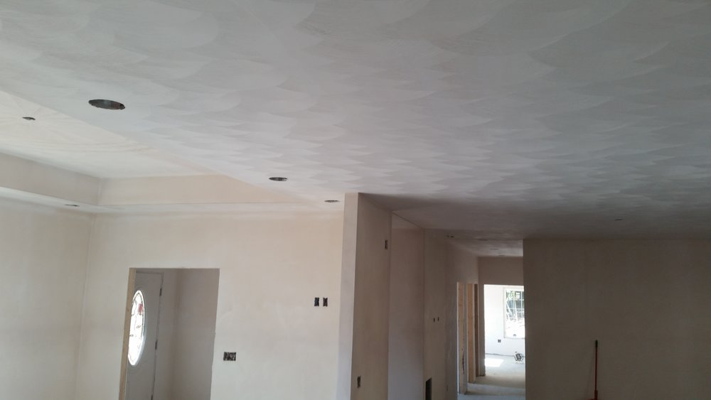 Ceiling Transition