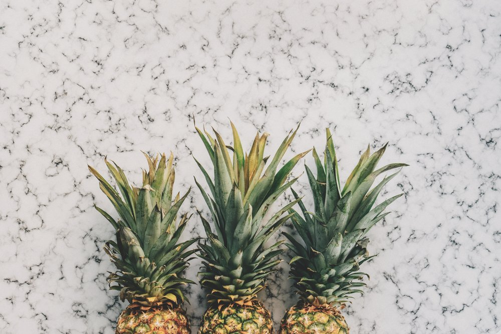pineapples on marble .jpg