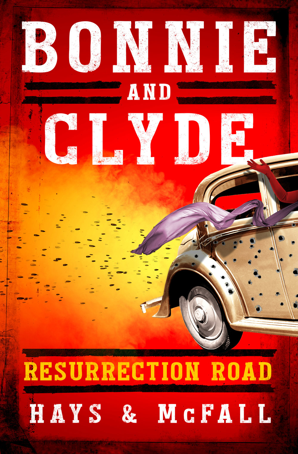 Who wants to kill the president? In the first book, Bonnie and Clyde are spared a gruesome death and put to work immediately on an assignment to thwart an assassination plot against FDR by a cabal of industrialists bent on stopping the New Deal polices.