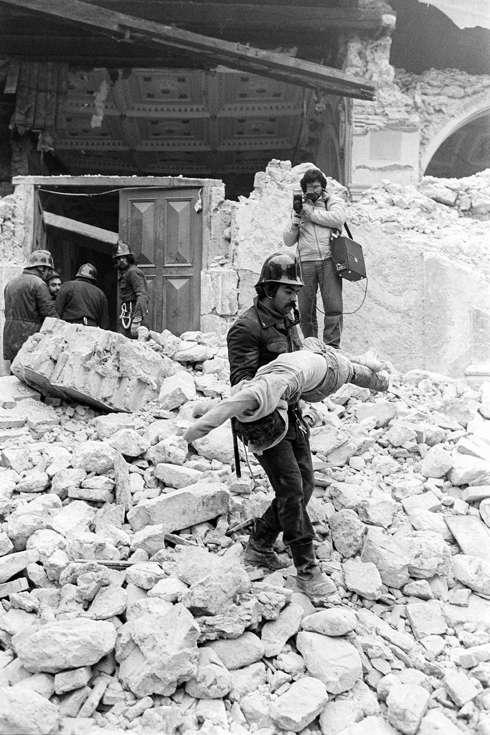 Basilicata, 24 November 1980