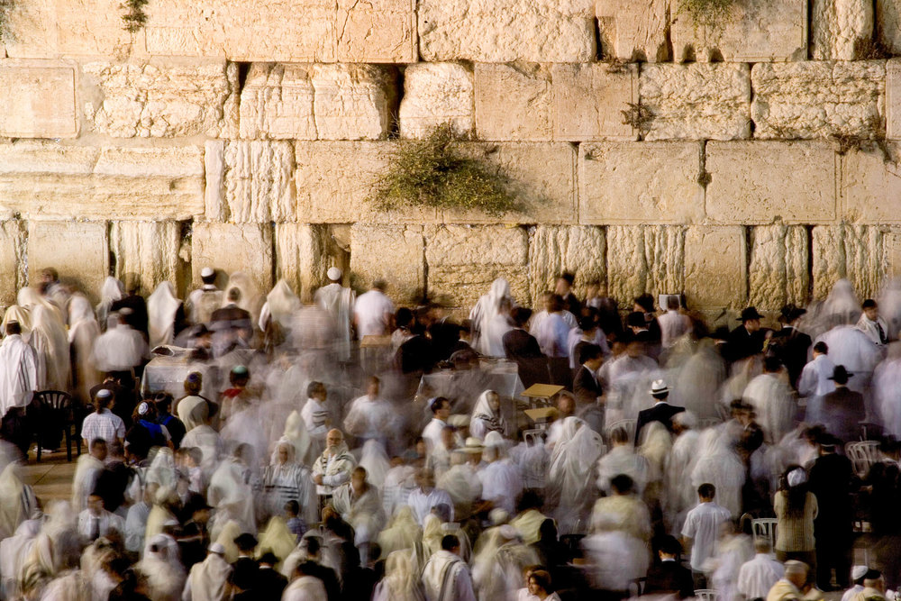 Jerusalem, Israel - 13 October 2005