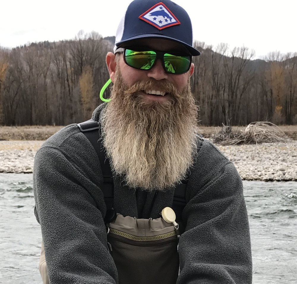 Matt Bearden  Hope, Arkansas  Matt grew up in a small town in southwest Arkansas, and with several lakes and the Ouachita National Forest just a few miles away, he spent a lot of his youth outdoors. He was introduced to fly fishing by his grandfather at a young age, and while he admits he may not recall much about those first instructions, the interest has never gone away. Matt enjoys spending his free time these days fly fishing on the Little Missouri River. He hopes that through mentoring with TMP he will be able to spark an interest in young people in the same way. Matt is excited to help introduce them to something that will encourage them to get outdoors, explore, and enjoy all that spending time on the water has to offer.