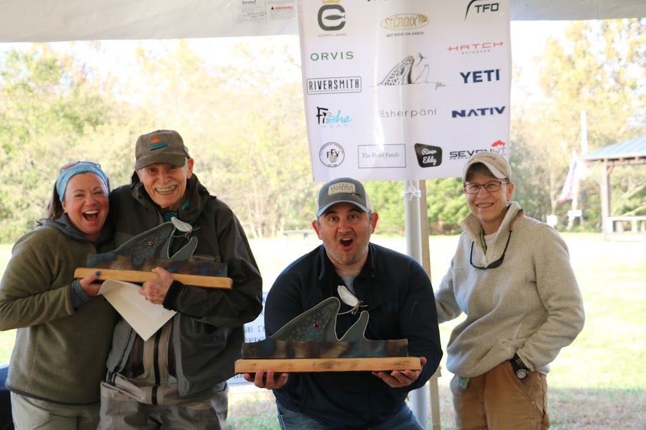 1st Place - Team District Angling