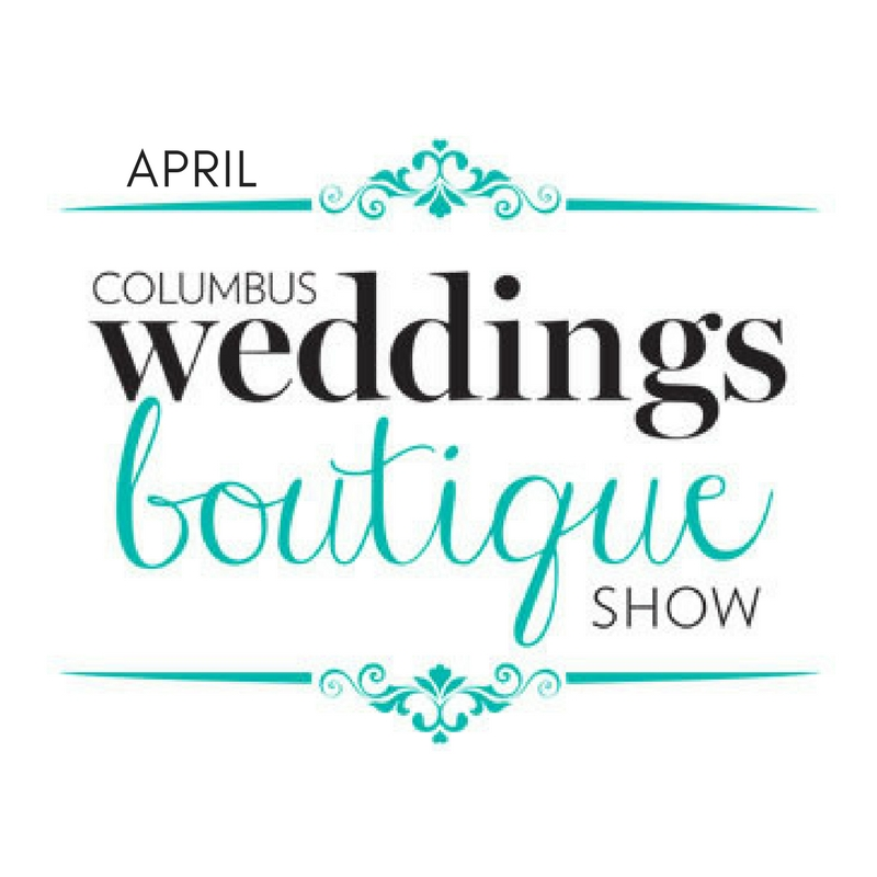 Columbus Weddings Boutique Show