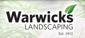 Image result for Warwicks landscaping logo