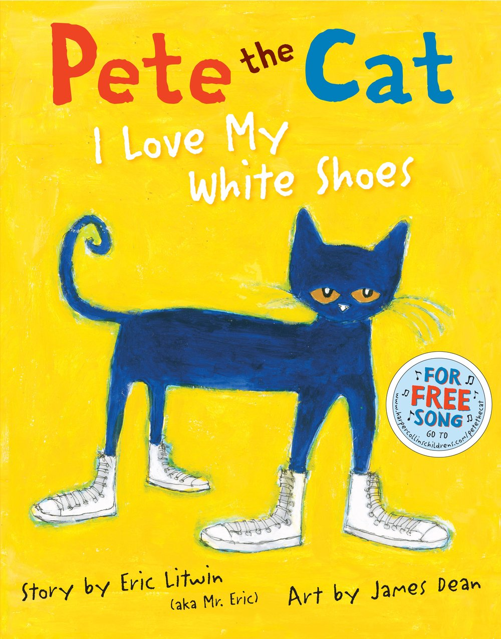 Pete the Cat I Love My White Shoes, by Eric Litwin (3).JPG