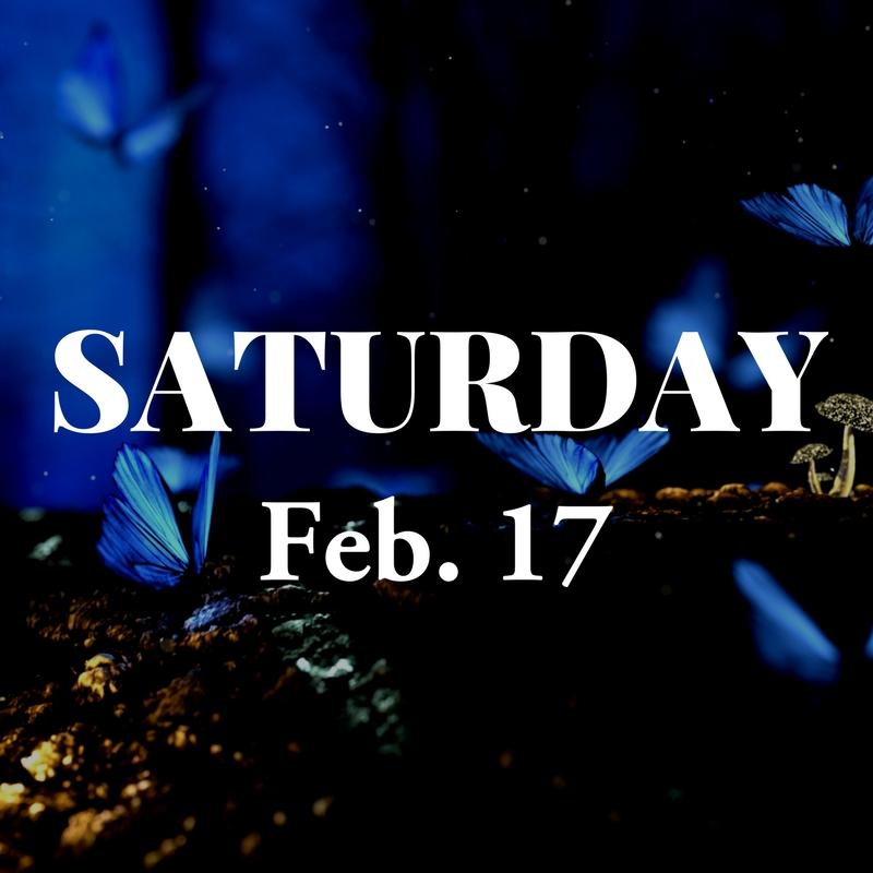 Saturday, February 17