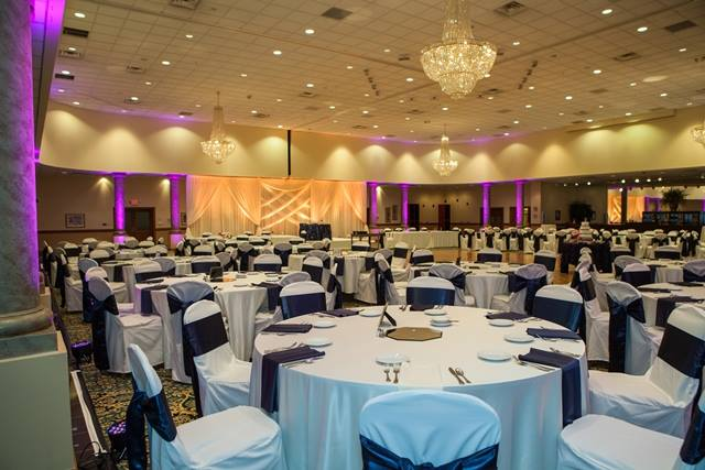Bridgewater Banquet & Conference Center - 10561 Sawmill Pkwy, Powell, OH 43065Parking is complimentary.