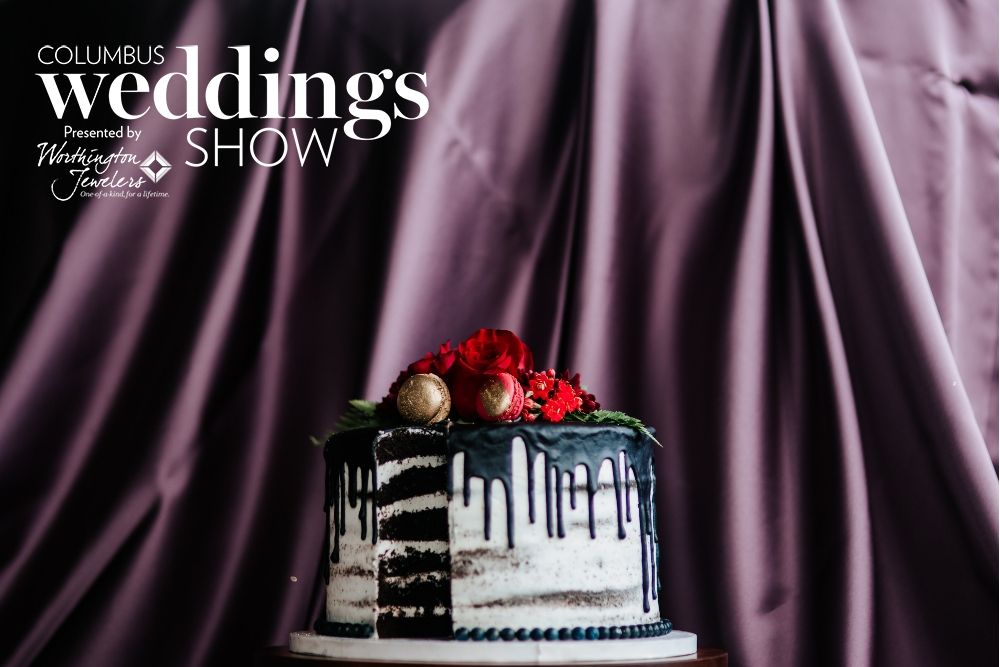 Vendors Pictured:  Capital City Cakes, Lasting Impressions Event Rental -  Photo by:  Style & Story Creative