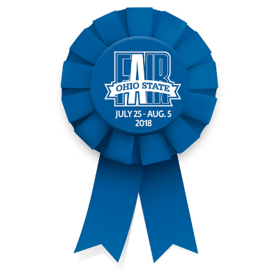 ohio state fair blue ribbon
