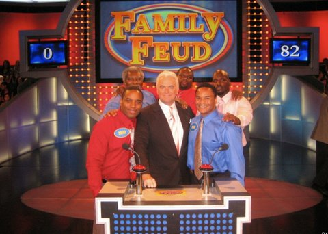 Byers Brothers and Nephews on Family Feud