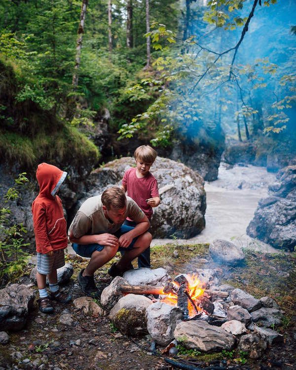 This is a chance for you to not only show them the wonders and beauty of the outdoors, but to create lasting good memories that will stay with them forever.
