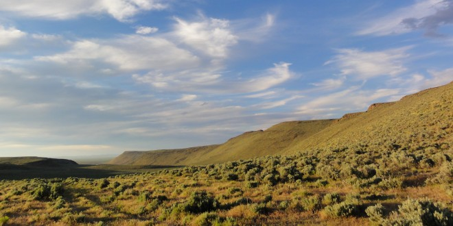 For those who fit the bill, exploring the high desert of Oregon (did you even know Oregon had a high desert?) is something to aim for.