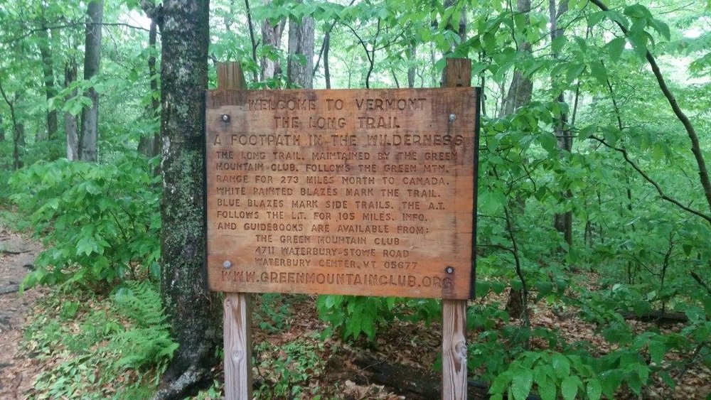 That, plus the notorious mud for the 100 miles of Vermont that the AT traverses might give the Green Mountain State a bad rap, but the Long Trail is one of the oldest and most rugged long-distance trails in the country, and most people agree the northern half is > than the southern half.