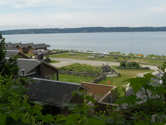 Located on the southwest shore of Camano Island, Cama Beach has plenty of recreation opportunities even in winter. There are 24 standard cabins and two beachside bungalows, which were recently moved to the south end of the park and will be available to rent in March.