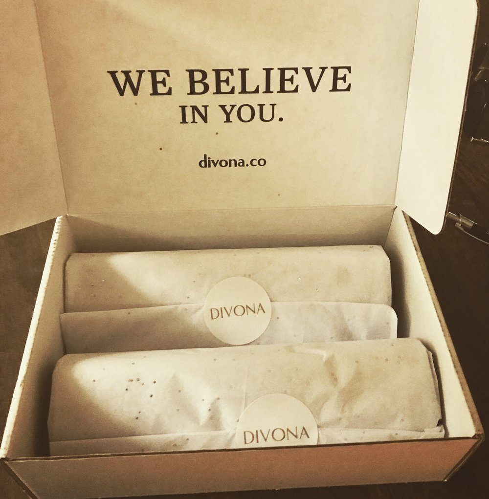DIVONA Packaging