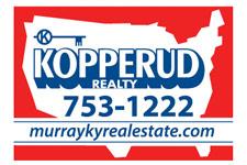 Principal Broker: Bill Kopperud 711 Main Street, Murray KY 270-753-1222 kopperud@murray-ky.net