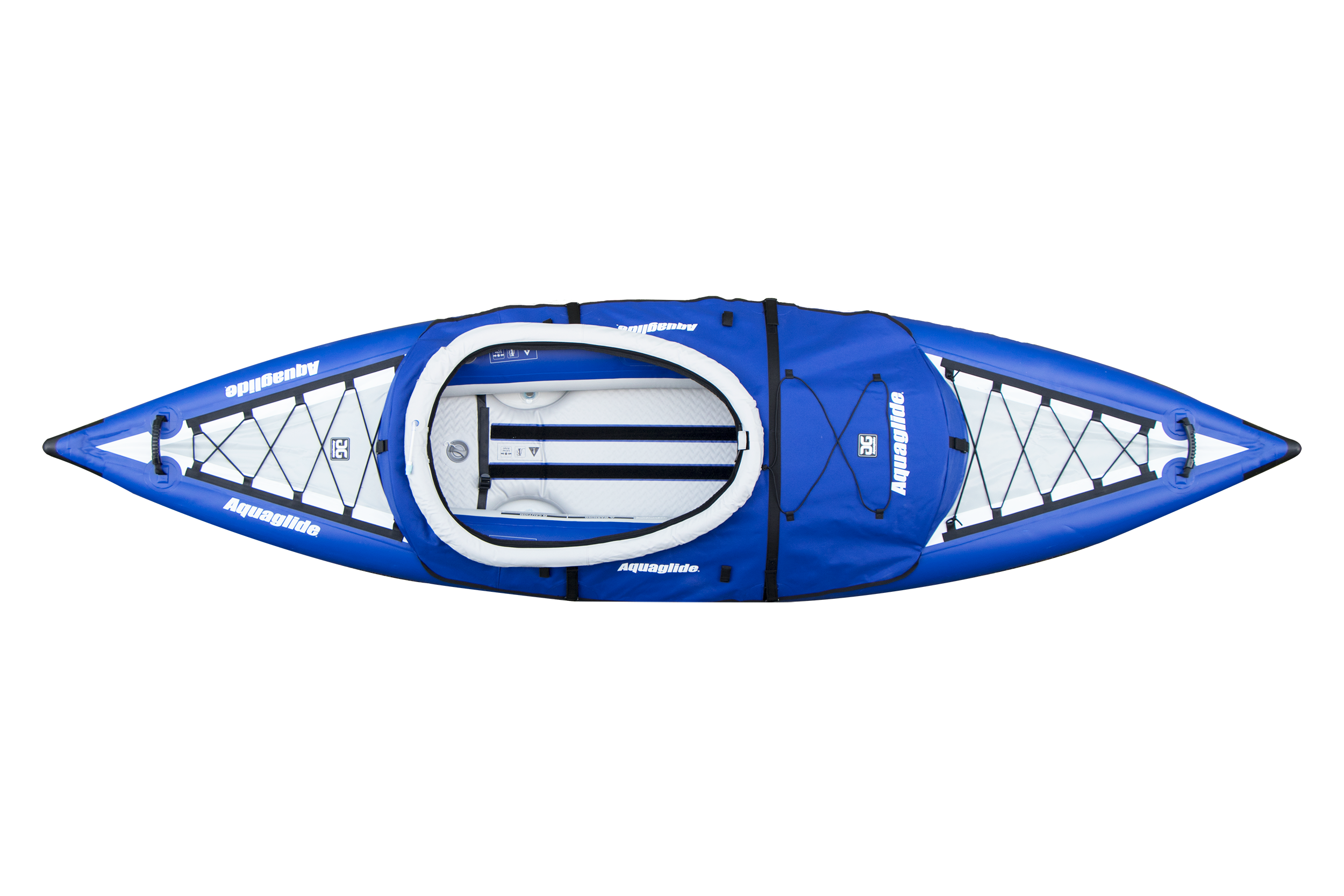 TOURING COVER FOR 1 PERSON KAYAK — Aquaglide | Custom