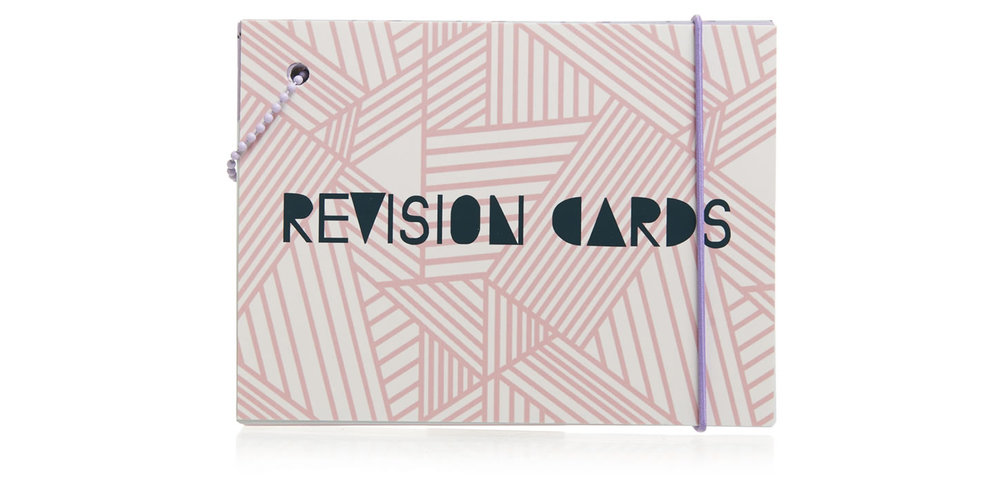 wilko revision cards