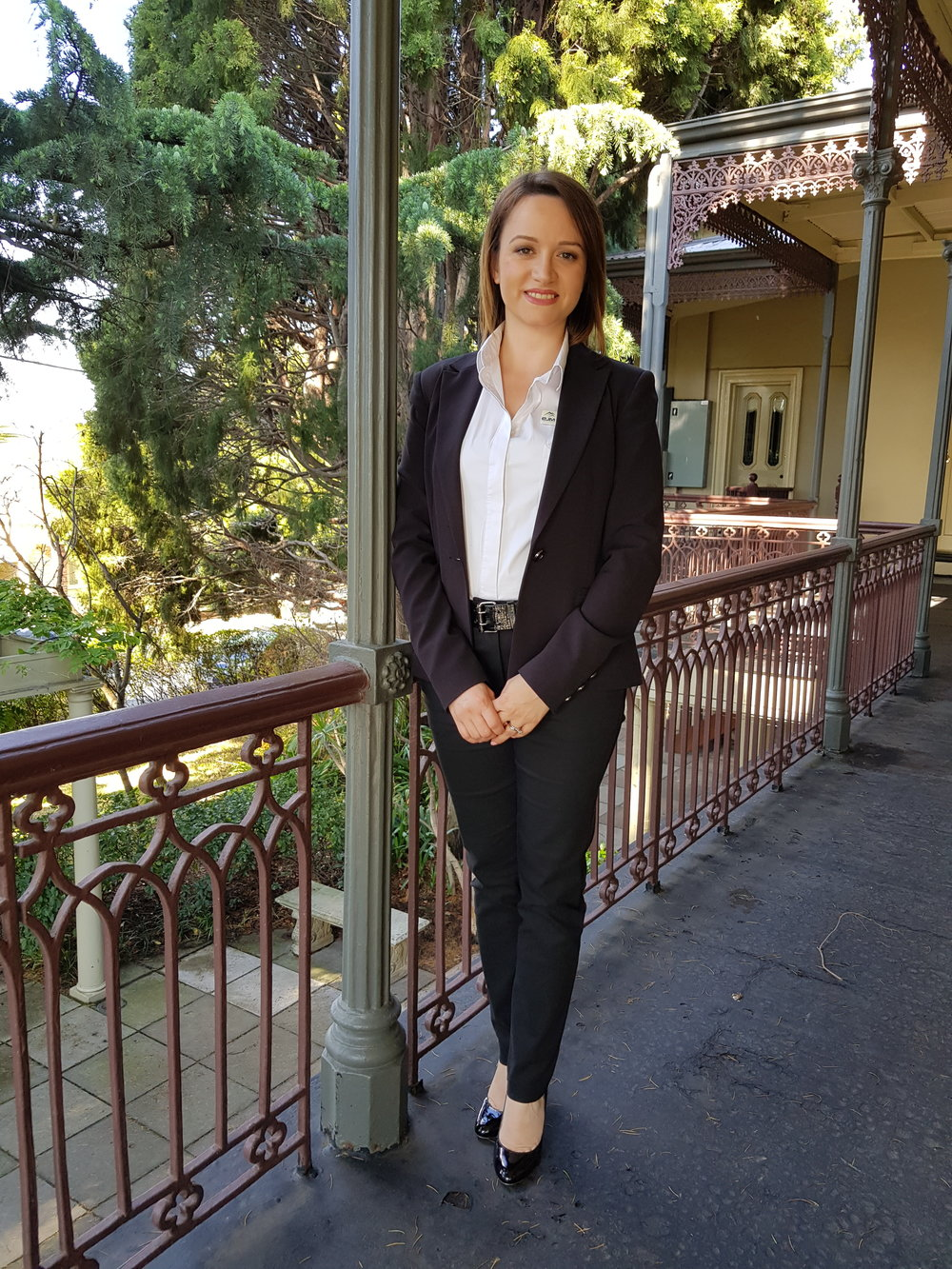 Jonida Lulo - Services Manager