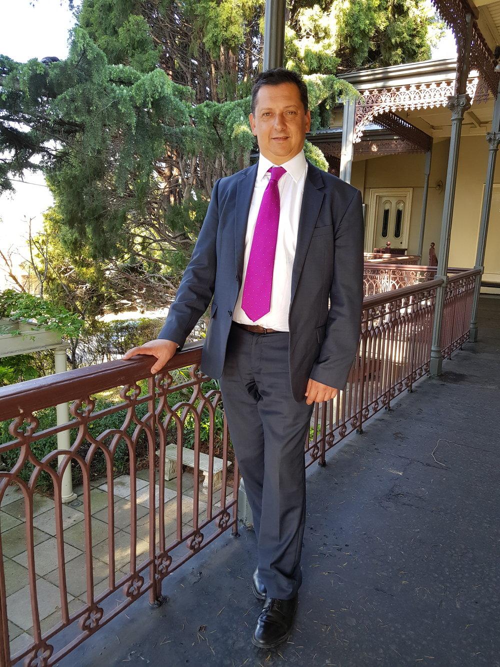 Alister Ondarchie - Adviser  EMAIL: a.ondarchie@ejm.com.au  MOBILE: 0412 560 233