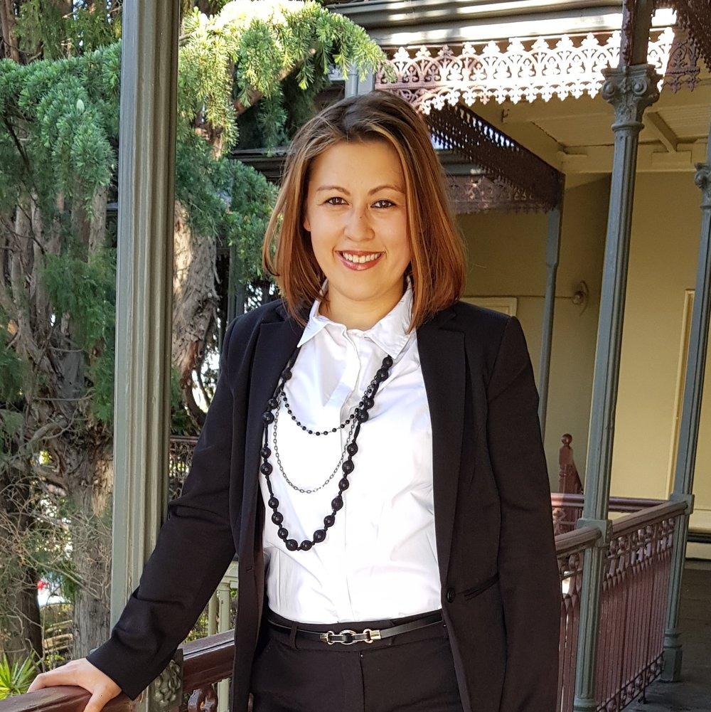 Charlene Haidar - Credit Adviser