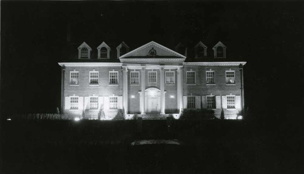 Our house in 1933.