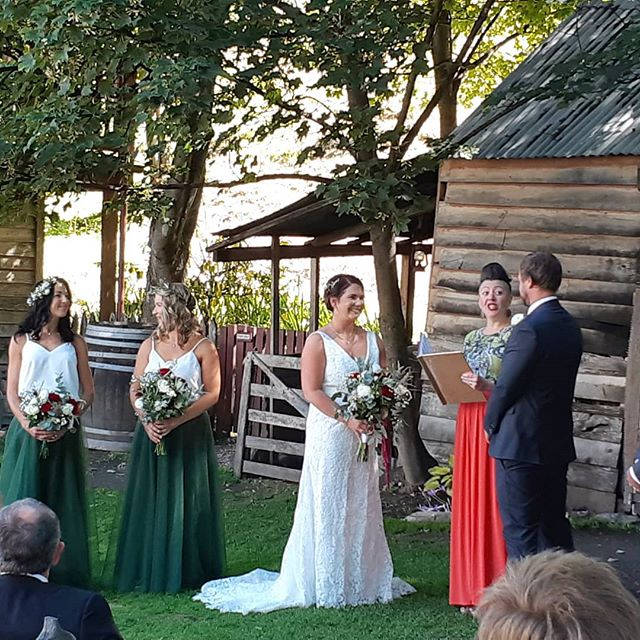 The absolute best part of being a celebrant? Getting to marry your friends 💖💖💖 *LIZZIE and TYLER* congratulations!!! I had such a fabulous time at your fun and love filled day @cardronahotel  Aannnd I got to work my 1st joint wedding with my gorgeous hubby @thejukewanaka 😍 Love you both xxx . . . . . #celebrantemily #celebrantwanaka #wanakacelebrant #wanakaweddings #wanakawedding #weddingwanaka #wanaka #lovewanaka #sayidoinwanaka #cardrona #cardronahotel #cardronawedding #loveislove #lovemyjob