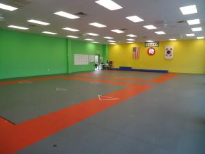 Black Belt classroom