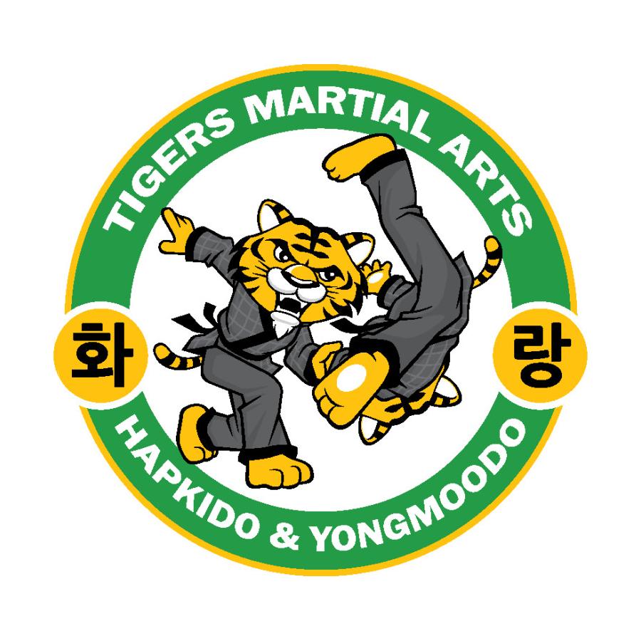 Hapkido & Yongmoodo logo