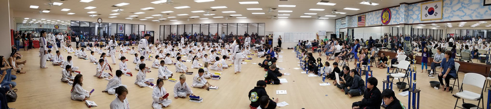 Belt Ceremony, November 2017