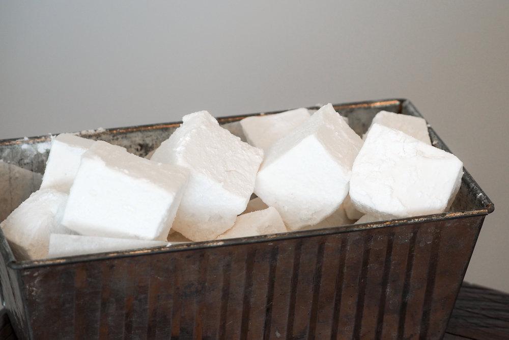 Homemade Vanilla Marshmallow Recipe
