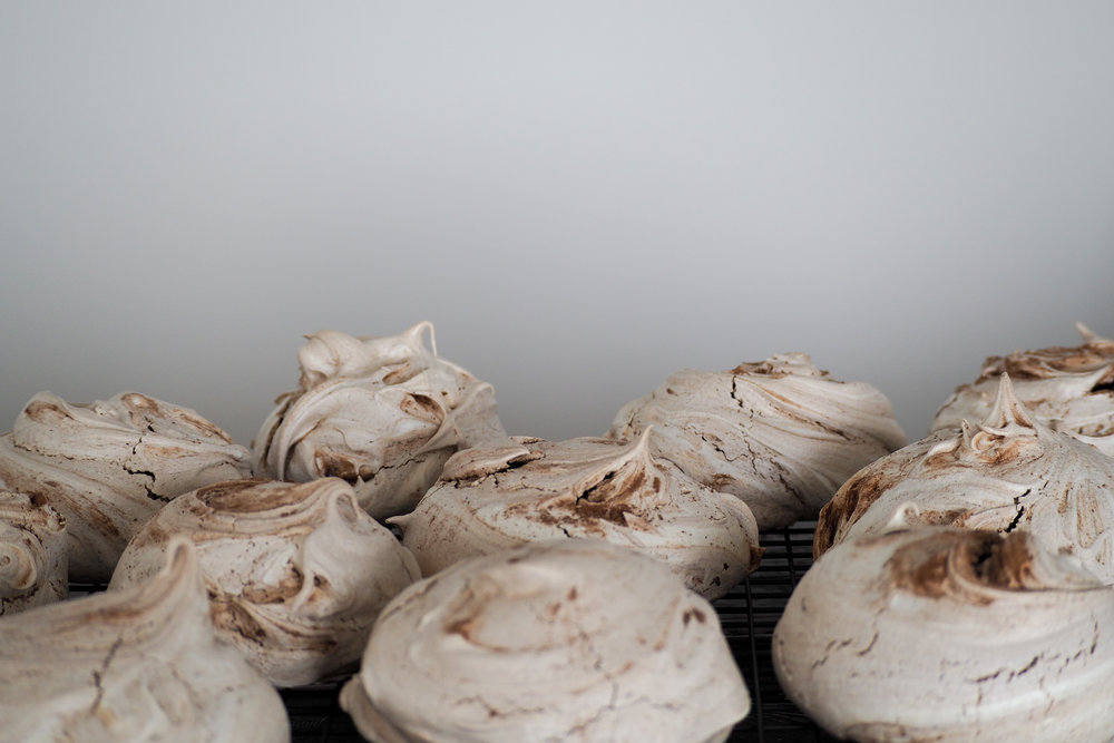 Chocolate Meringue Recipe