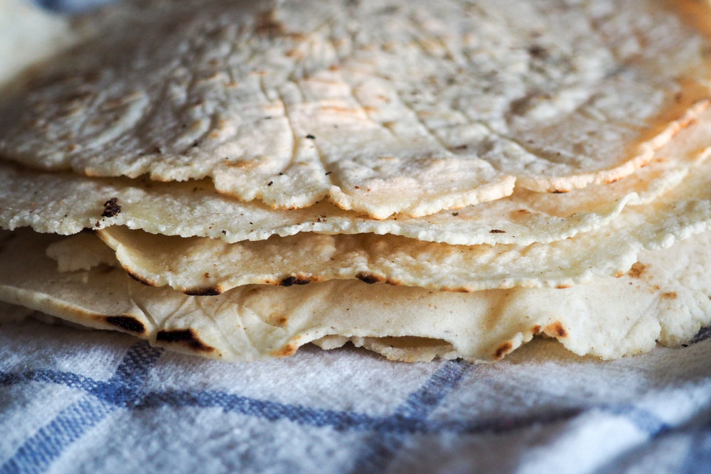 Corn Tortilla Recipe