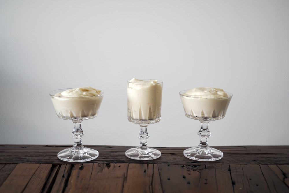 Maple Mousse Recipe